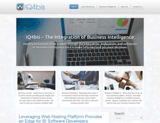 iq4bis.com screenshot