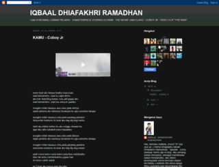 iqbaale.blogspot.com screenshot