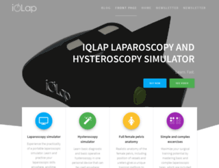iqlap.com screenshot