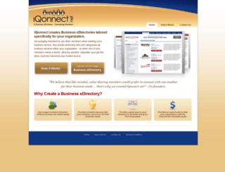 iqonnect.net screenshot