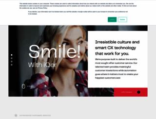 iqor.com screenshot