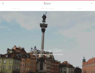 iqor.pl screenshot