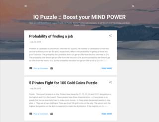 iqpuzzle.in screenshot