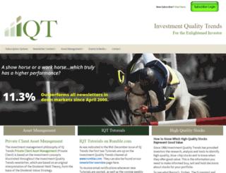 iqtrends.com screenshot
