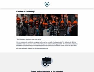 iqu.workable.com screenshot
