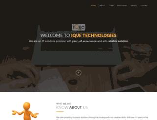 iquetech.com screenshot