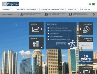 ir.brpr.com.br screenshot