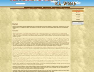 ir.ika-world.com screenshot
