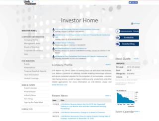 ir.nq.com screenshot