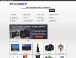 ir.pricegrabber.com screenshot