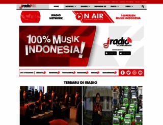 iradiofm.com screenshot
