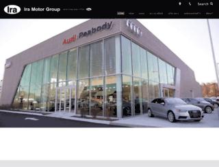iramotorgroup.com screenshot