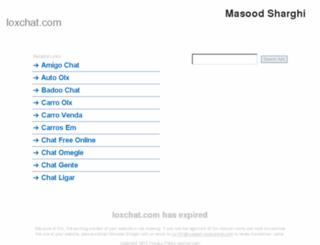 iranbaluch.loxchat.com screenshot