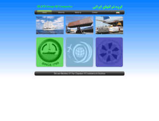 iranigroup.ir screenshot