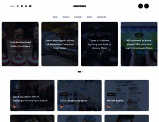 iranitarh.com screenshot