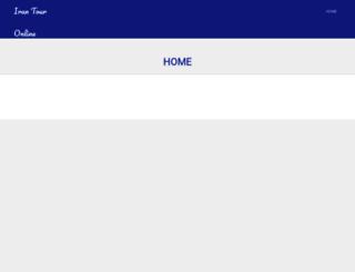 irantouronline.com screenshot