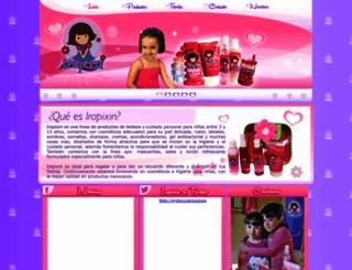 irapixin.com screenshot
