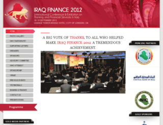 iraqfinance.co.uk screenshot