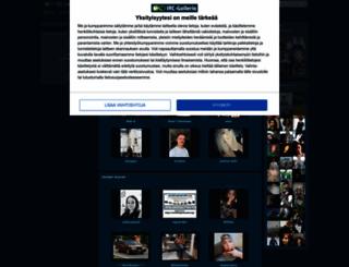 irc-galleria.net screenshot