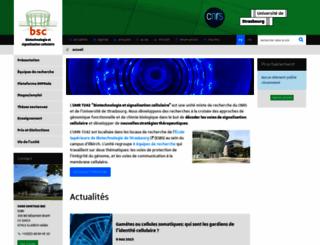 irebs.cnrs.fr screenshot