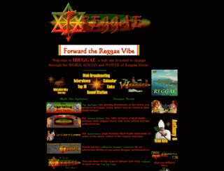 ireggae.com screenshot