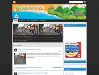 ireland-traveldeals.com screenshot