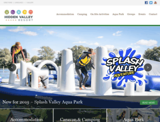 irelandholidaypark.com screenshot