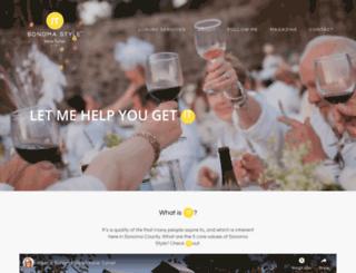 irene-turner.com screenshot