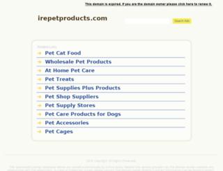 irepetproducts.com screenshot