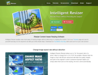 iresizer.com screenshot