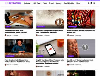 irevolution.net screenshot