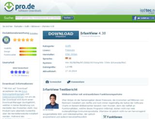 irfanview.pro.de screenshot