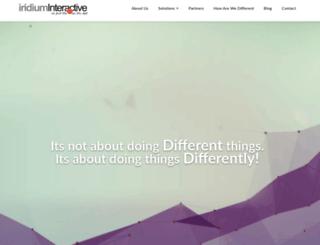 iridiuminteractive.com screenshot