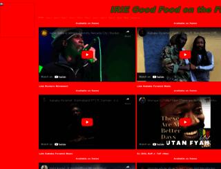irie.com screenshot