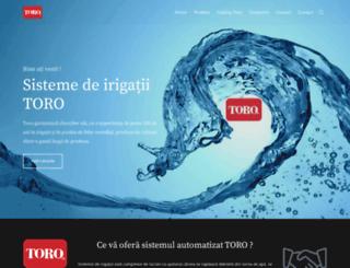 irigatiitoro.ro screenshot
