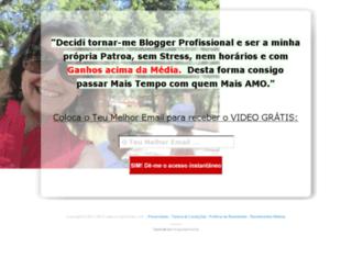 irinapimenta.com screenshot