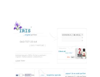 iris-shop.eu screenshot