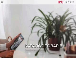 iris.ck.ua screenshot