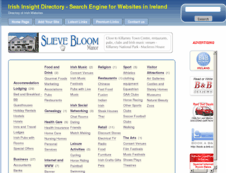 irish-insight.com screenshot