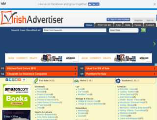 irishadvertiser.ie screenshot