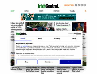 irishcentral.com screenshot