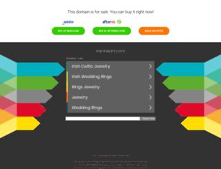 irishheart.com screenshot