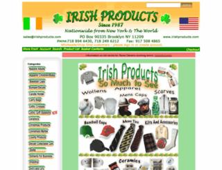 irishimports.com screenshot
