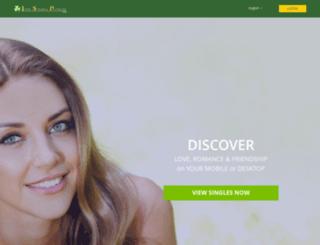 irishsinglesnetwork.com screenshot