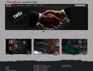 irleh.com.pl screenshot