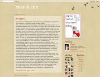 irmaklahayat.blogspot.com screenshot