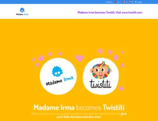 irmatime.com screenshot