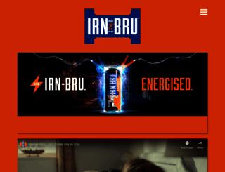 irn-bru.co.uk screenshot
