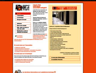 irna.lautre.net screenshot