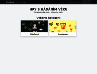 ironbrain.net screenshot
